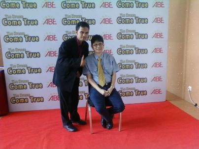 Foto Andri Wiyasa, SE dan Dr. Boyke Dian Nugraha